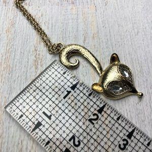 torrid Jewelry - Cute Fox Torrid Necklace Sparkle Eyes